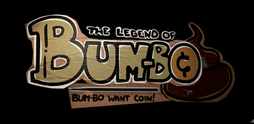 The logo for the game The Legend of Bum-Bo