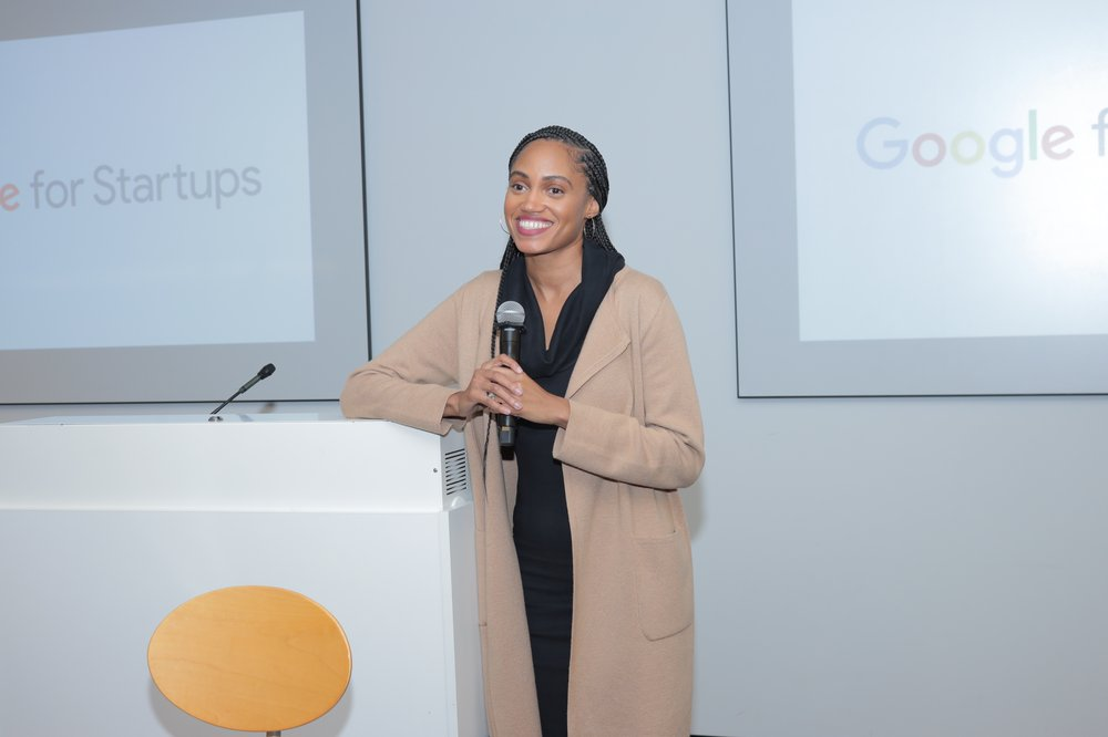 Jewel Burks Solomon speaking at the Black Founders Program.JPG
