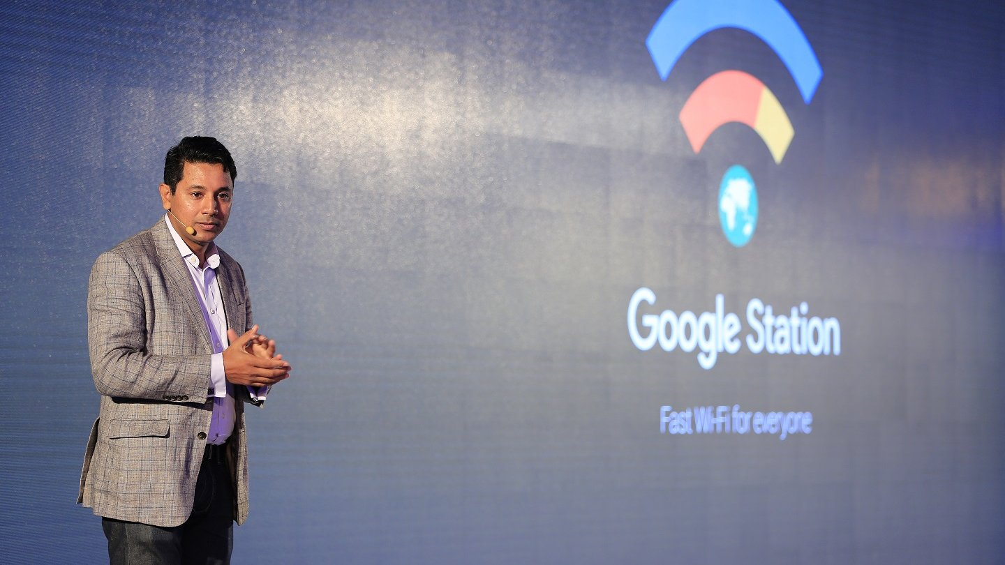 Caesar Sengupta at Google for India