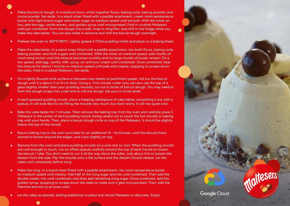 Recipe for Malteser AI cake 2