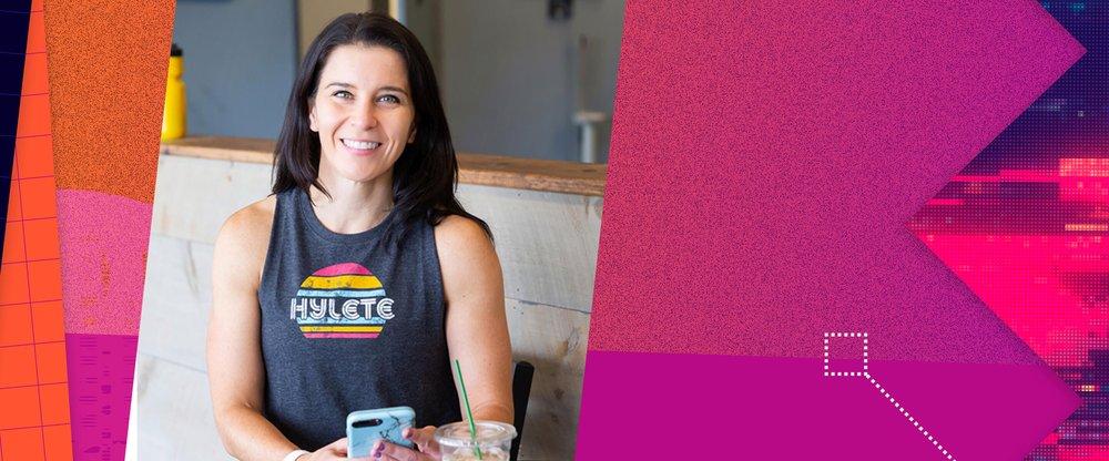 Carrots 'N' Cake founder Tina Haupert