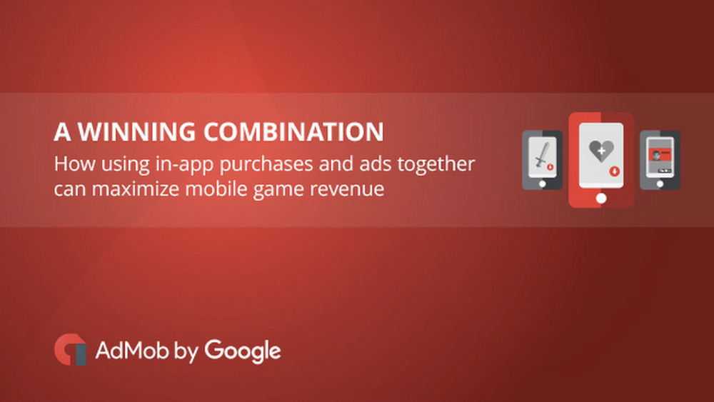 Charge your game monetization with a winning combination of in-app purchases and ads