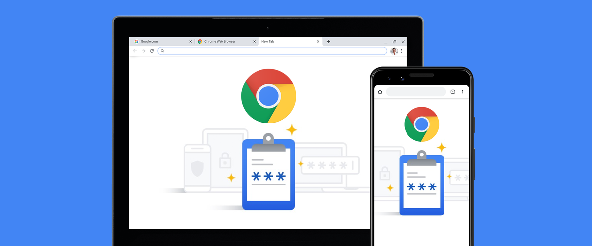 Chrome Password Manager