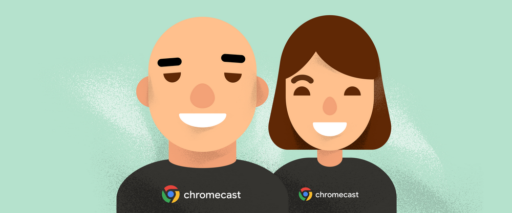 Here's to five years of Chromecast