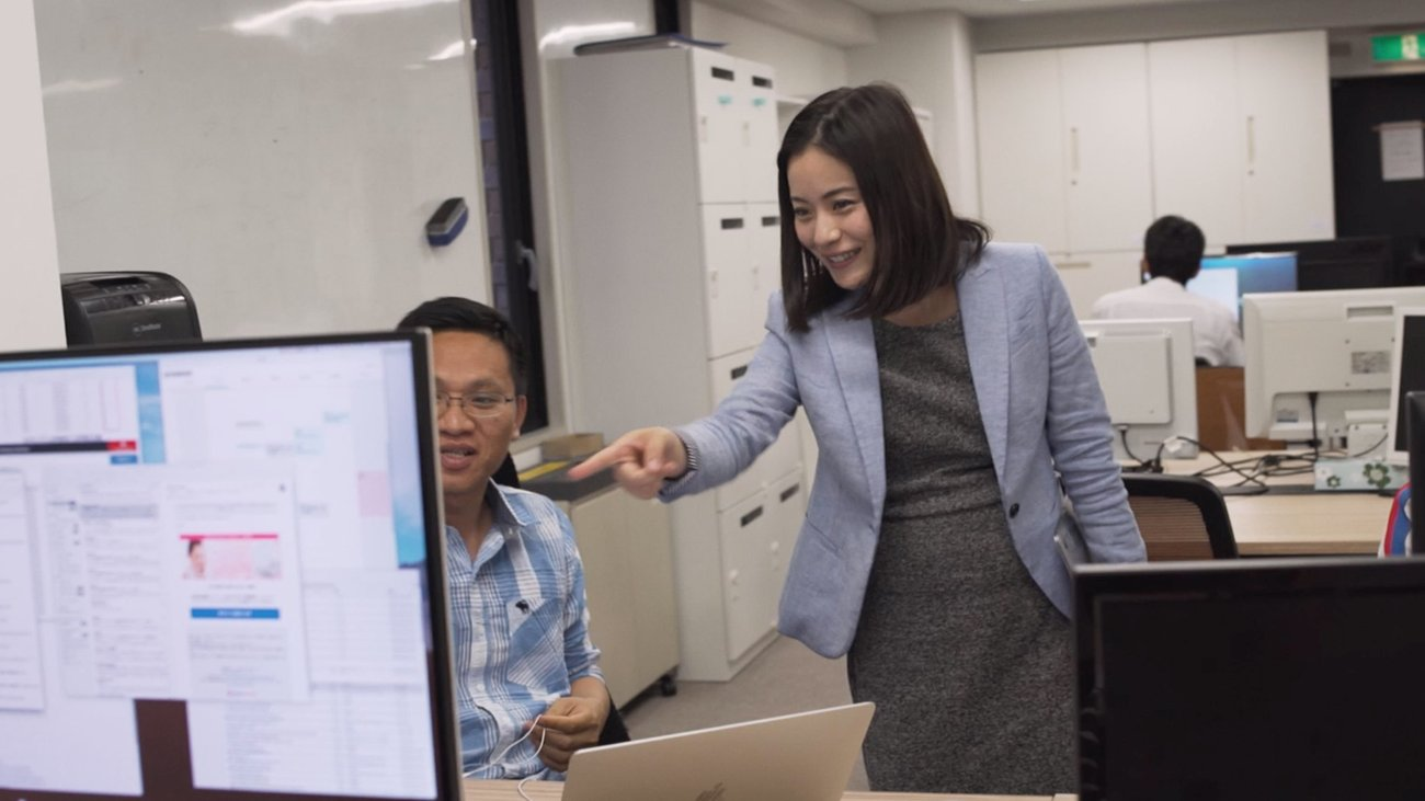 AI is bringing back balance to Japanese workers