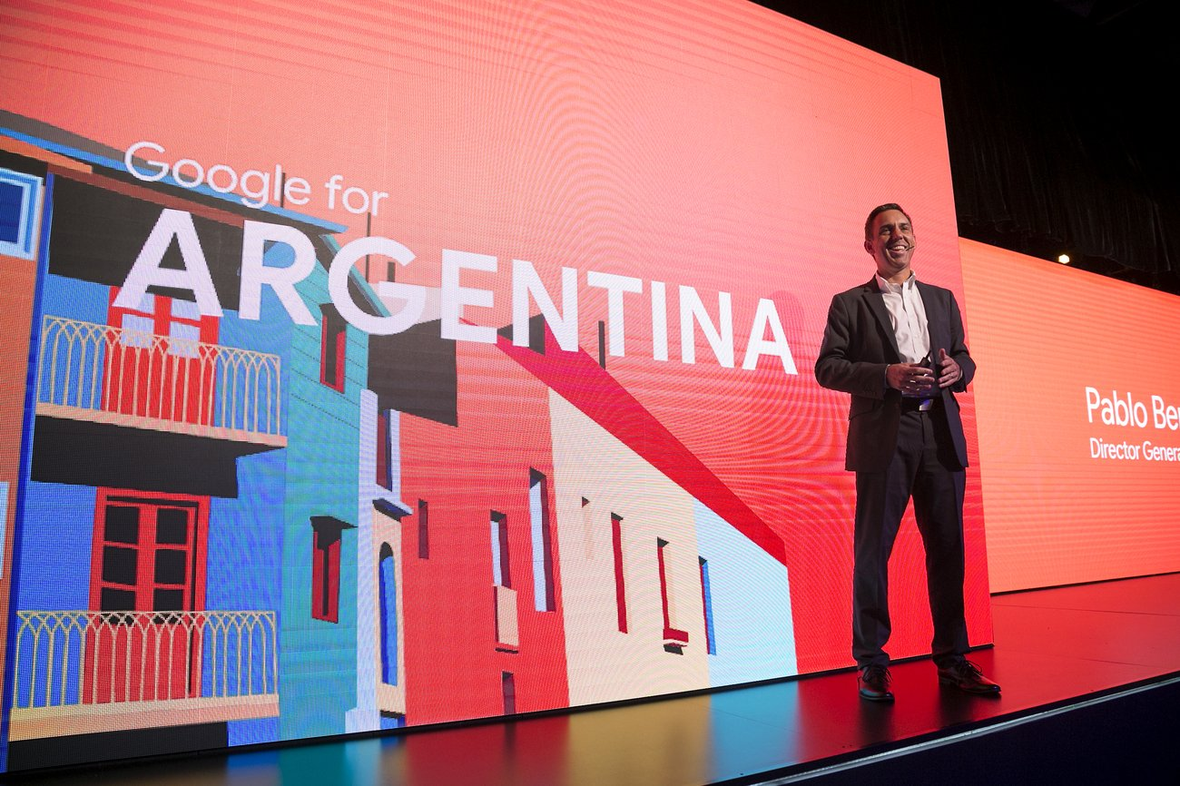 Google for Argentina: more opportunities through tech