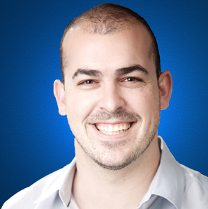 Cory O'Connor Headshot