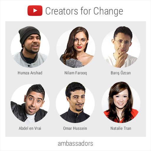 Creators for change