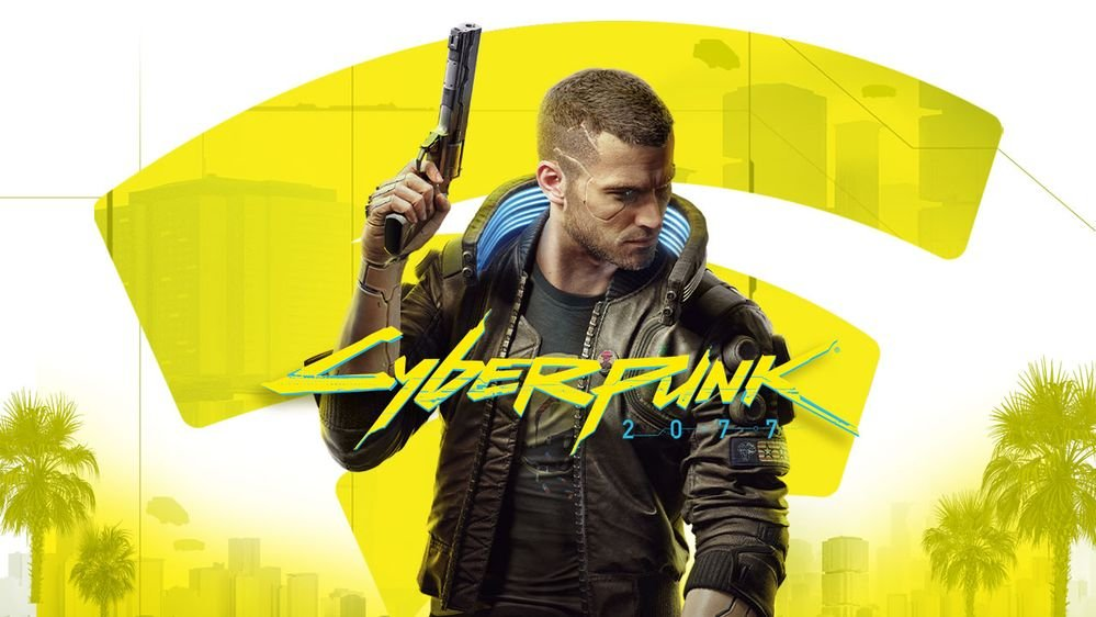 Cyberpunk 2077 now available on Stadia.