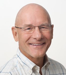 David Patterson Headshot