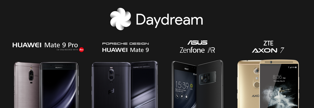 Daydream phones