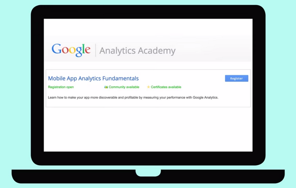 Deadline Extended Earn Your Mobile App Analytics Fundamentals