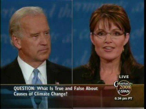 Palin saying clean, green natural gas