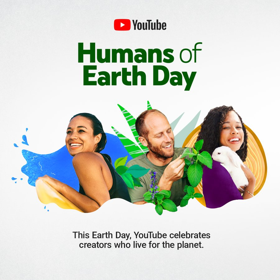 Celebrating our Humans of Earth Day