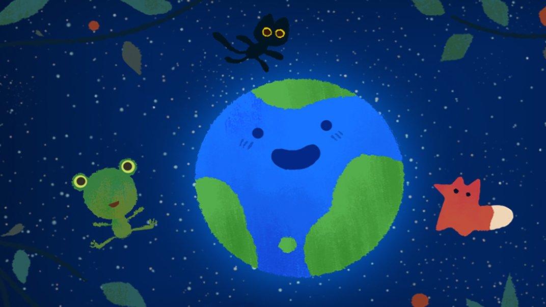 Happy Earth Day, world!