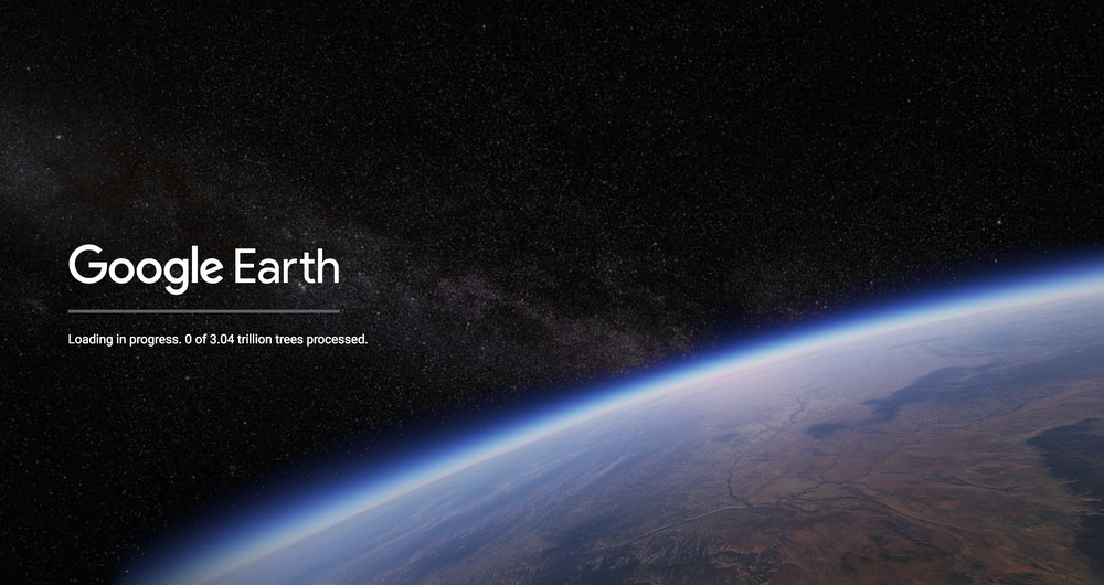 How we explored the whole wide world with Google Earth in the past year