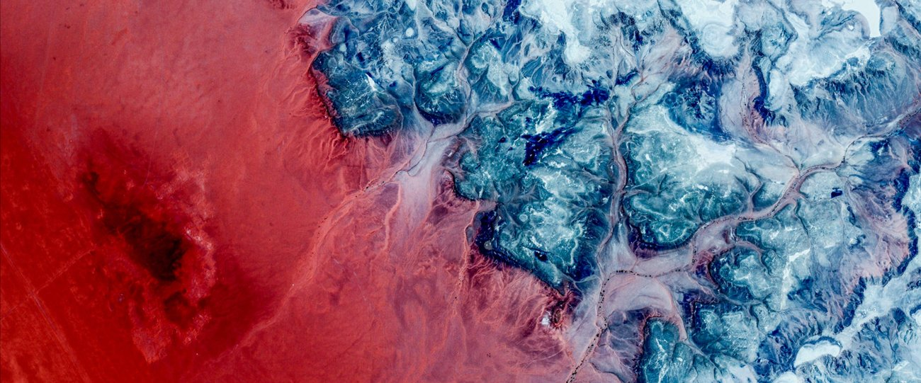 1,000 of the most stunning landscapes in Google Earth