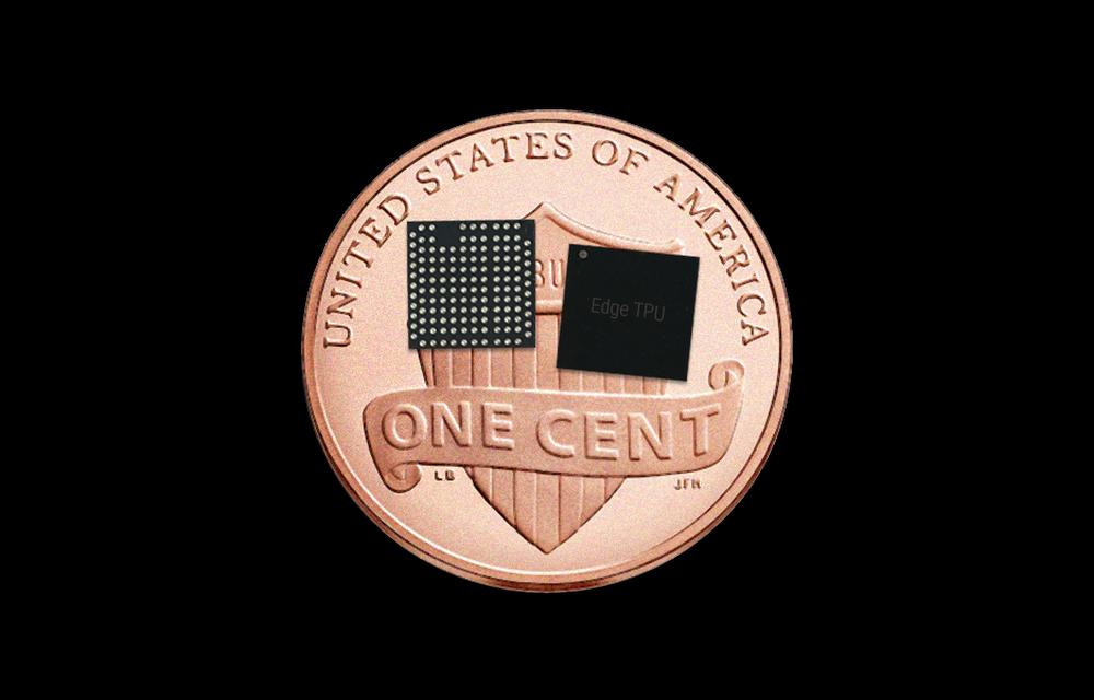 Edge TPU Chip