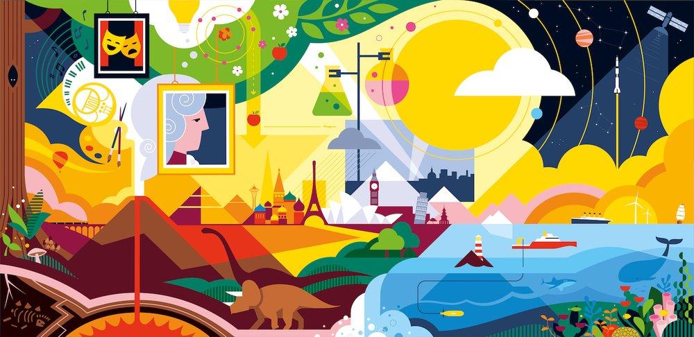 Illustration created by Julia Allum, 2021