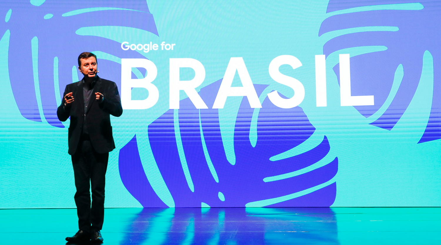 Google for Brazil: Technology that serves people's needs, wherever they may be
