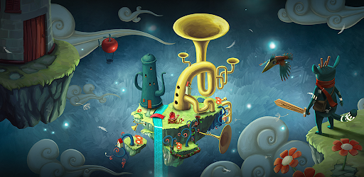 An image from the game Figment