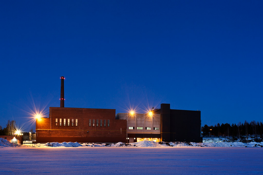 Finnish data center