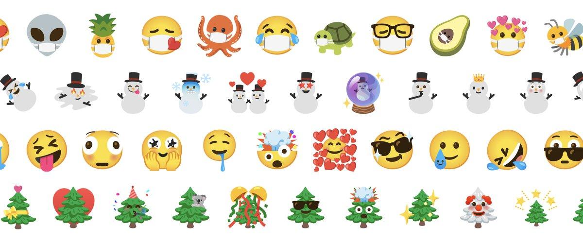 Emoji Kitchen cooks up a new batch of mashups