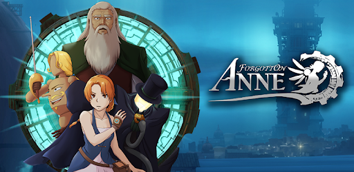 A promotional image from the game Forgotton Anne, featuring two of the characters.
