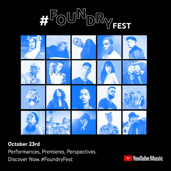 #FoundryFest celebrates Foundry artists across the globe