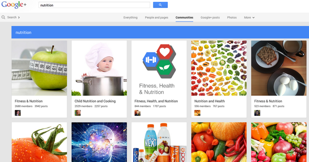 G+ Nutrition