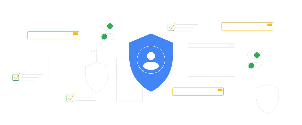 GAD Privacy header