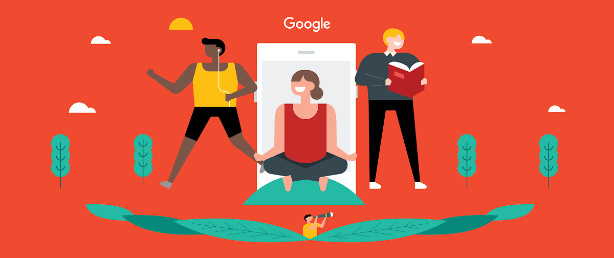 Google Fit New Year's challenge