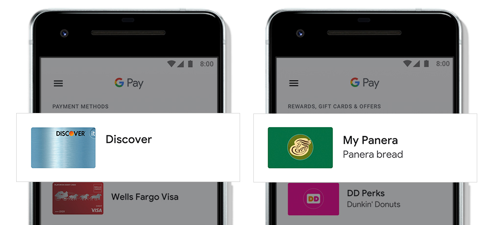 Say hello to a better way to pay, by Google