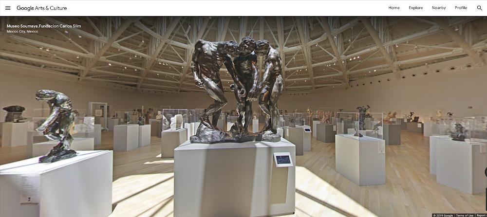 Soumaya Museum, Carlos Slim Foundation, Gallery 6.