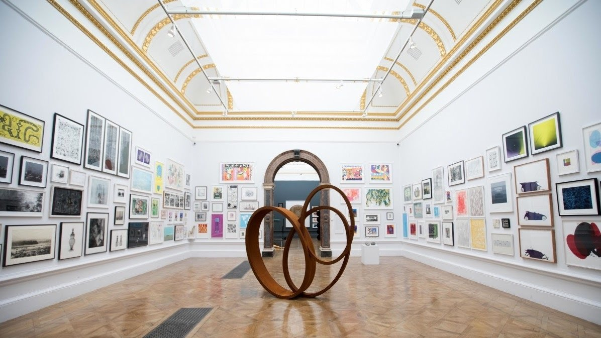 Explore 250 years of the Royal Academy of Arts