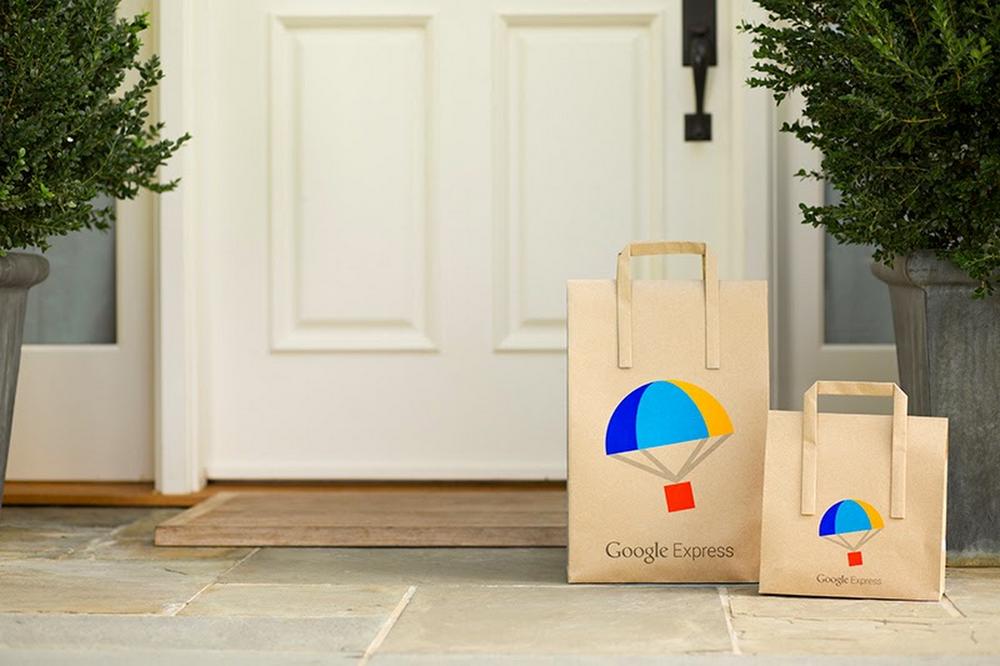 Google Express bag