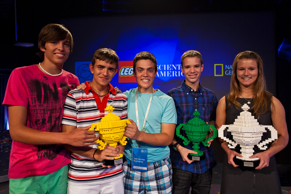 Google Science Fair 2012 winners