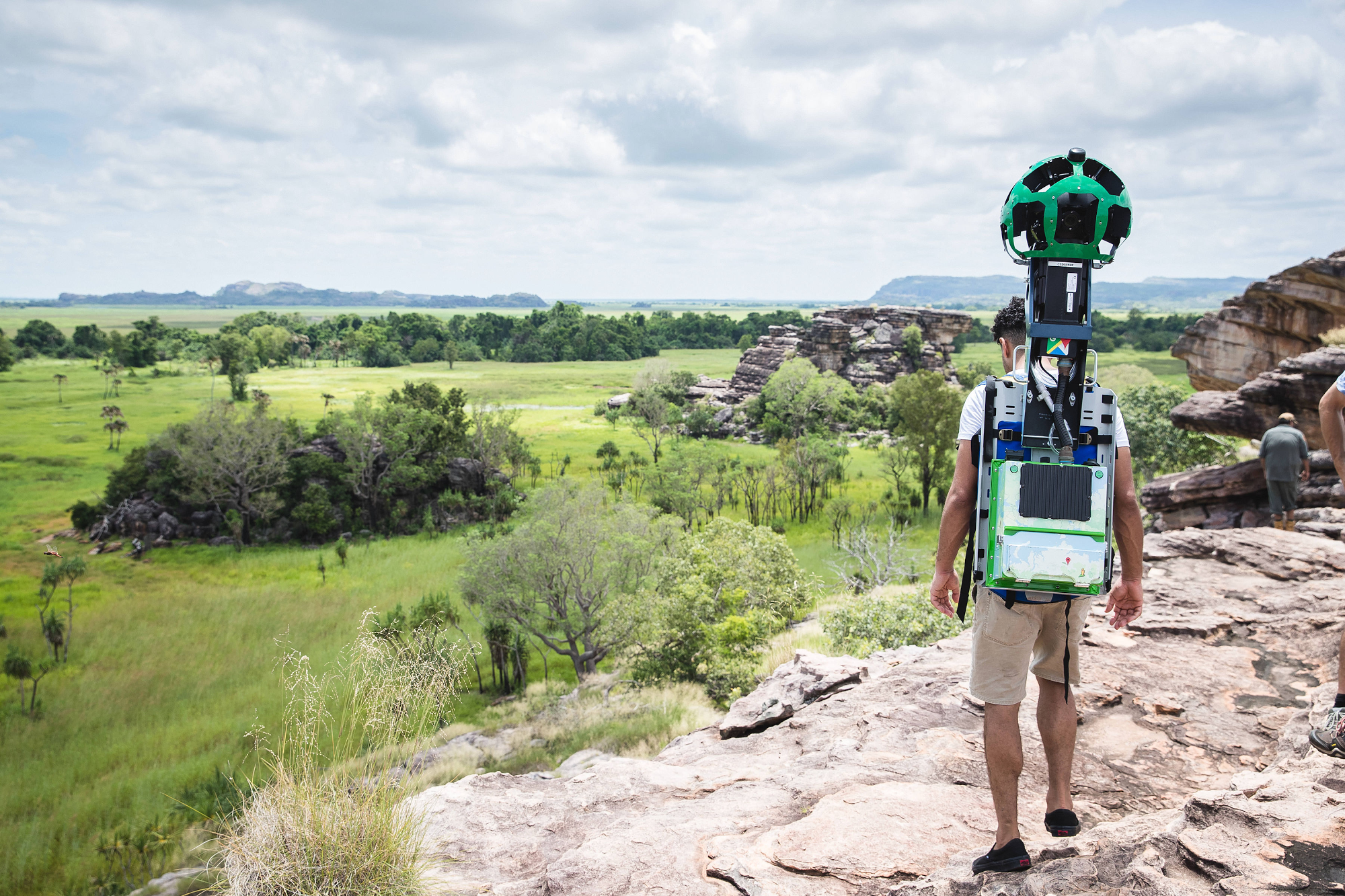 Take a walk through Kakadu on Google Street View