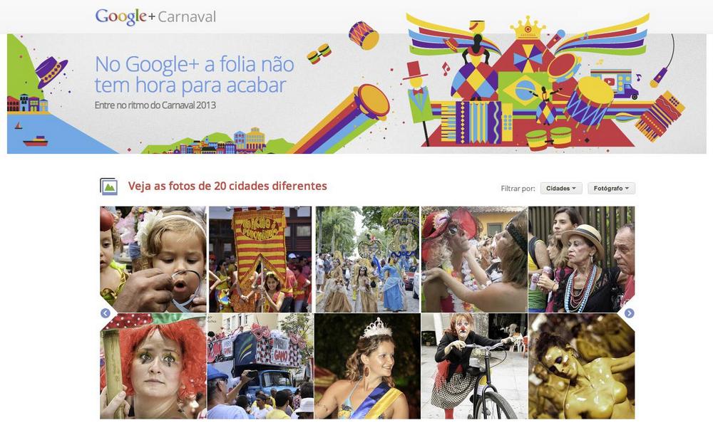 Google+ carnival