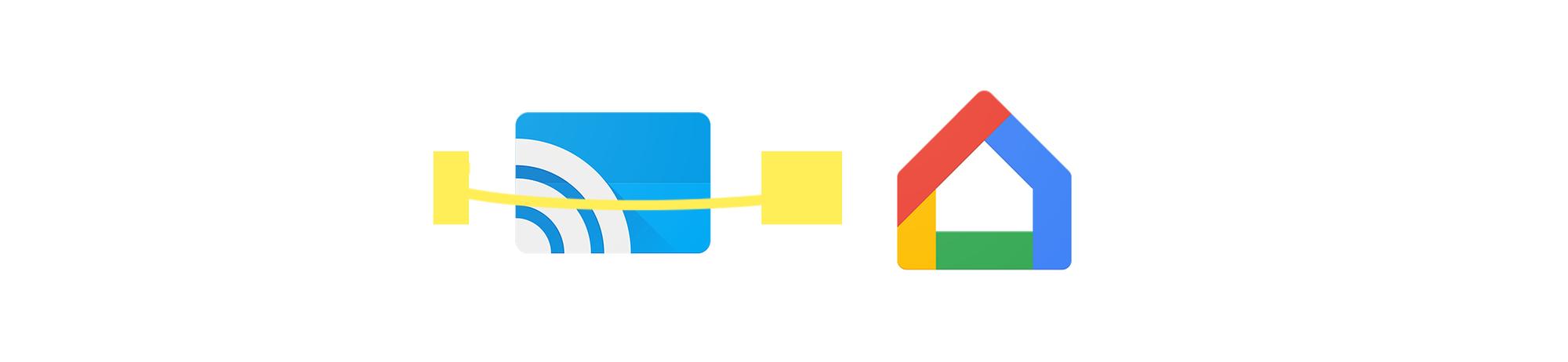 new Google Home app logo