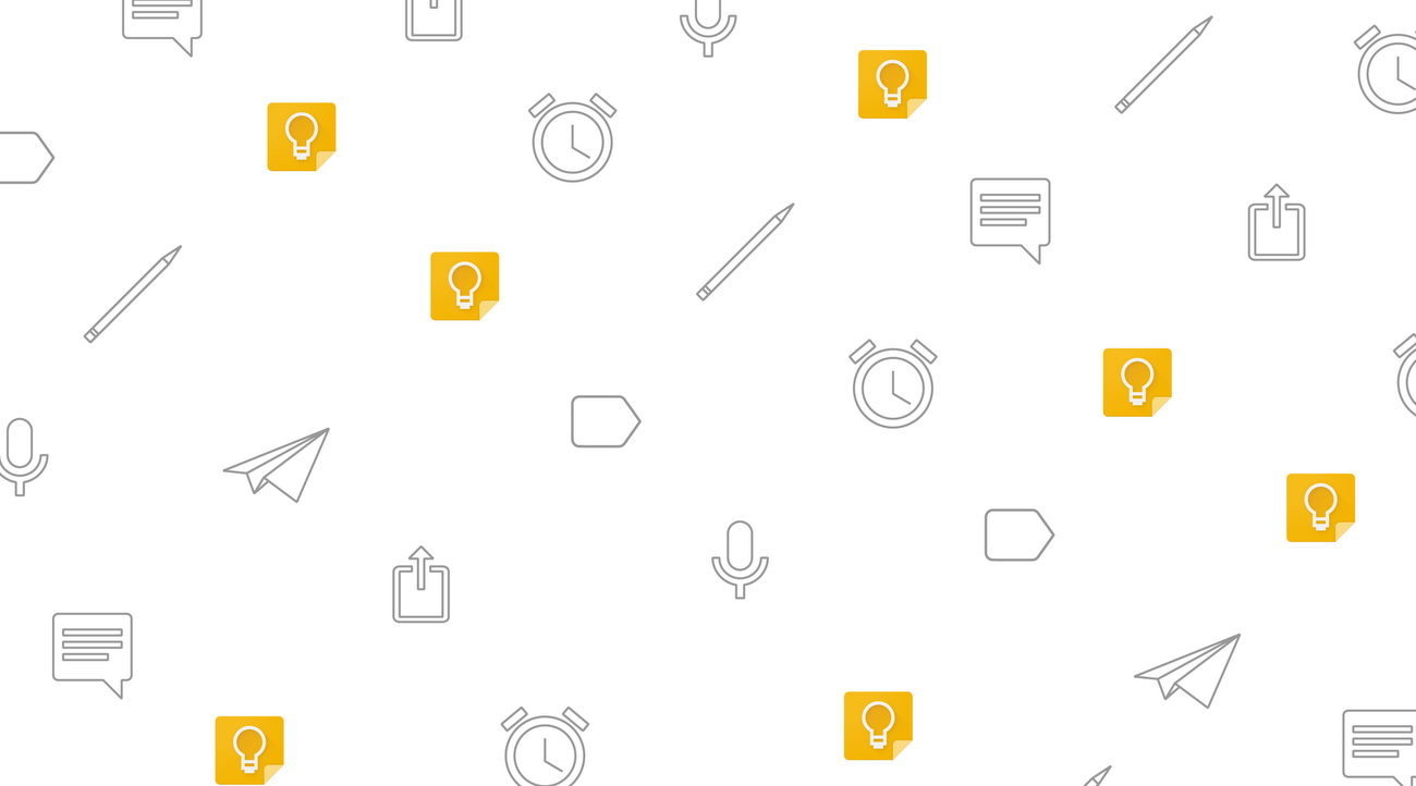 8 tips to help you keep up in Google Keep
