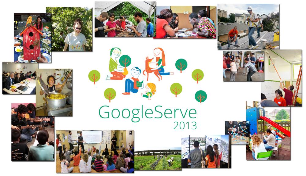 GoogleServe 2013