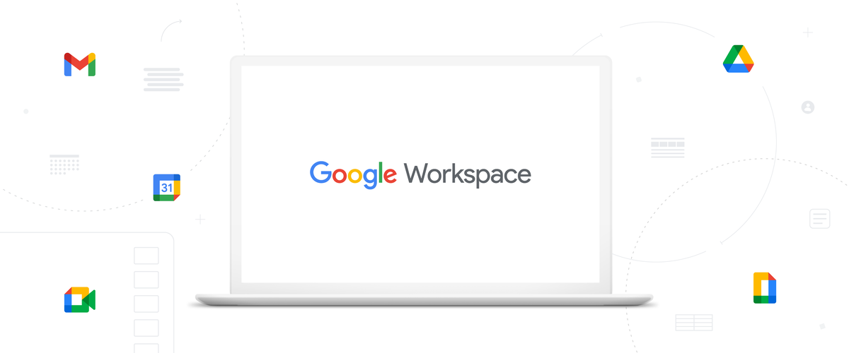 Google Workspace blog header