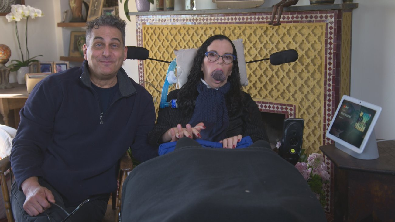 How one Googler is raising awareness around ALS