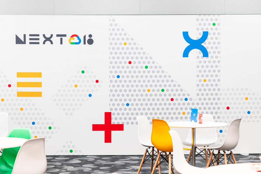 What happened at Google Cloud Next '18
