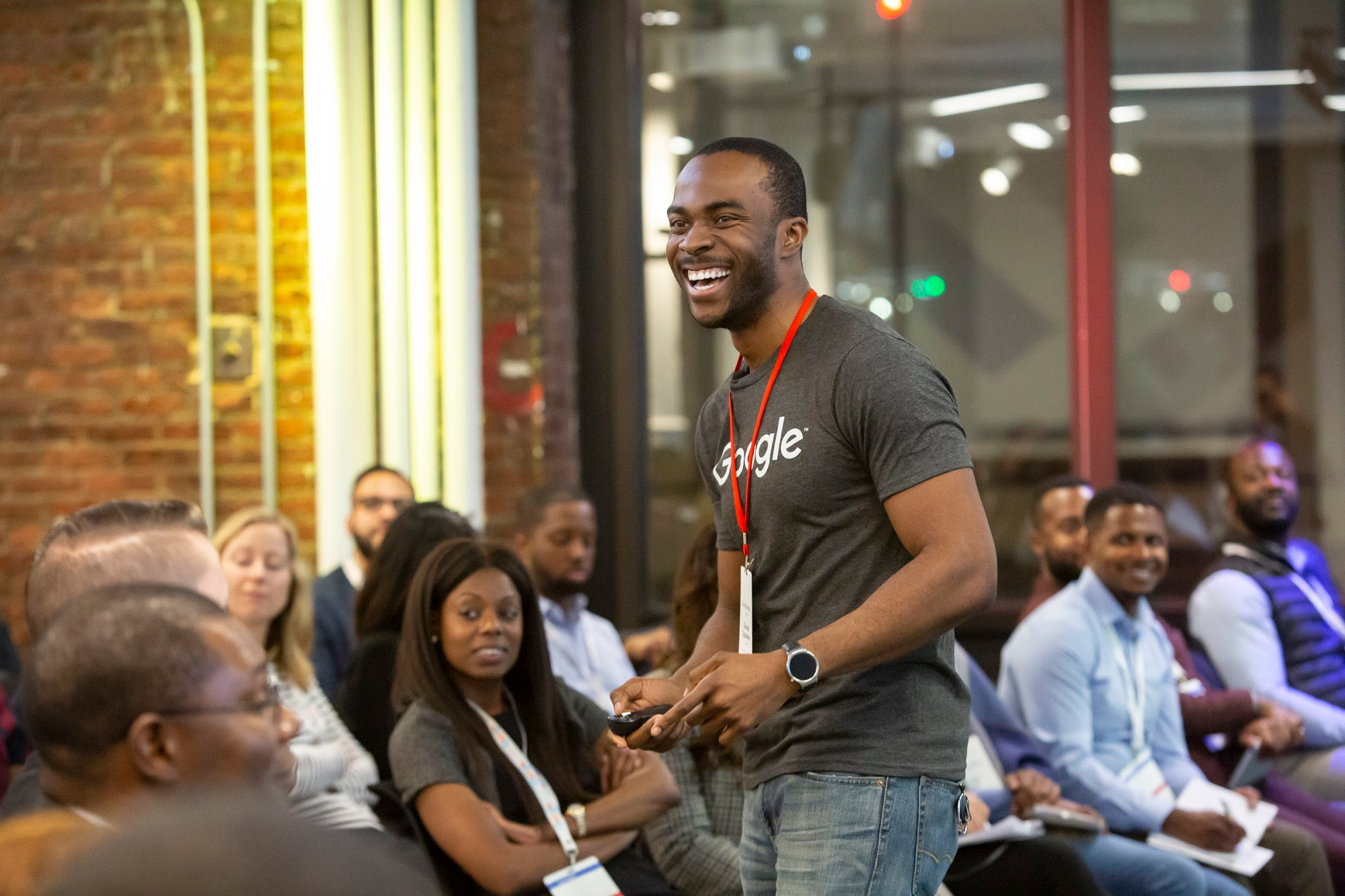 Get in the Sandbox: Googlers are teaming up with local tech talent