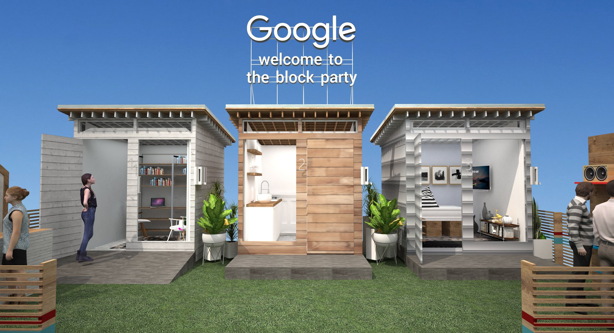 Google Play - Tiny Home
