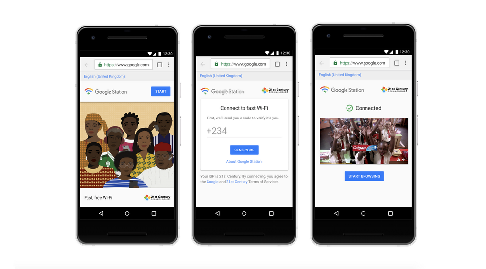 Google Station comes to Nigeria