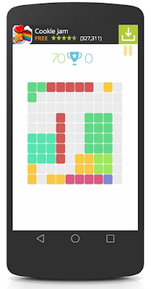 game app advertising