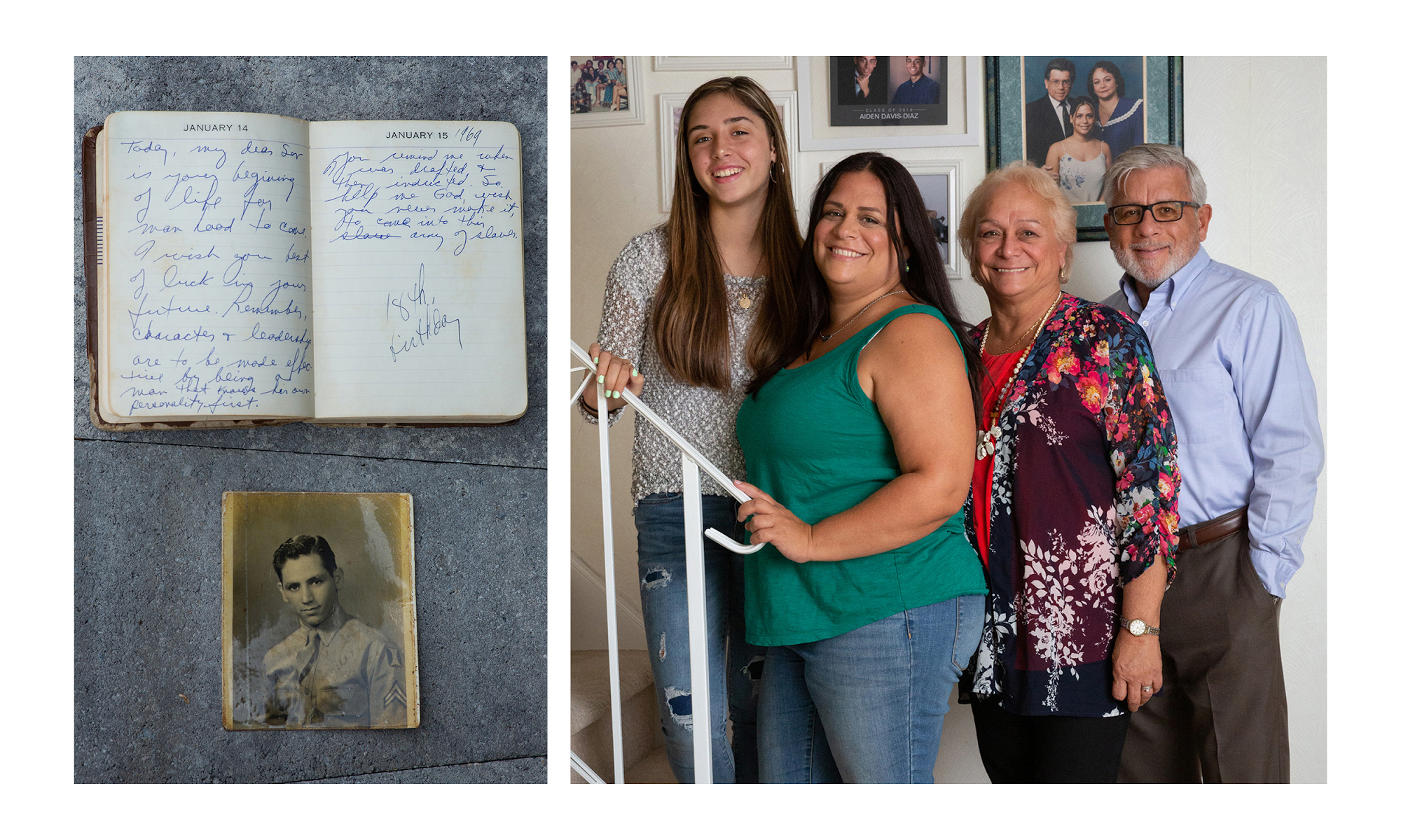 Latino genealogists use Google to search for their roots
